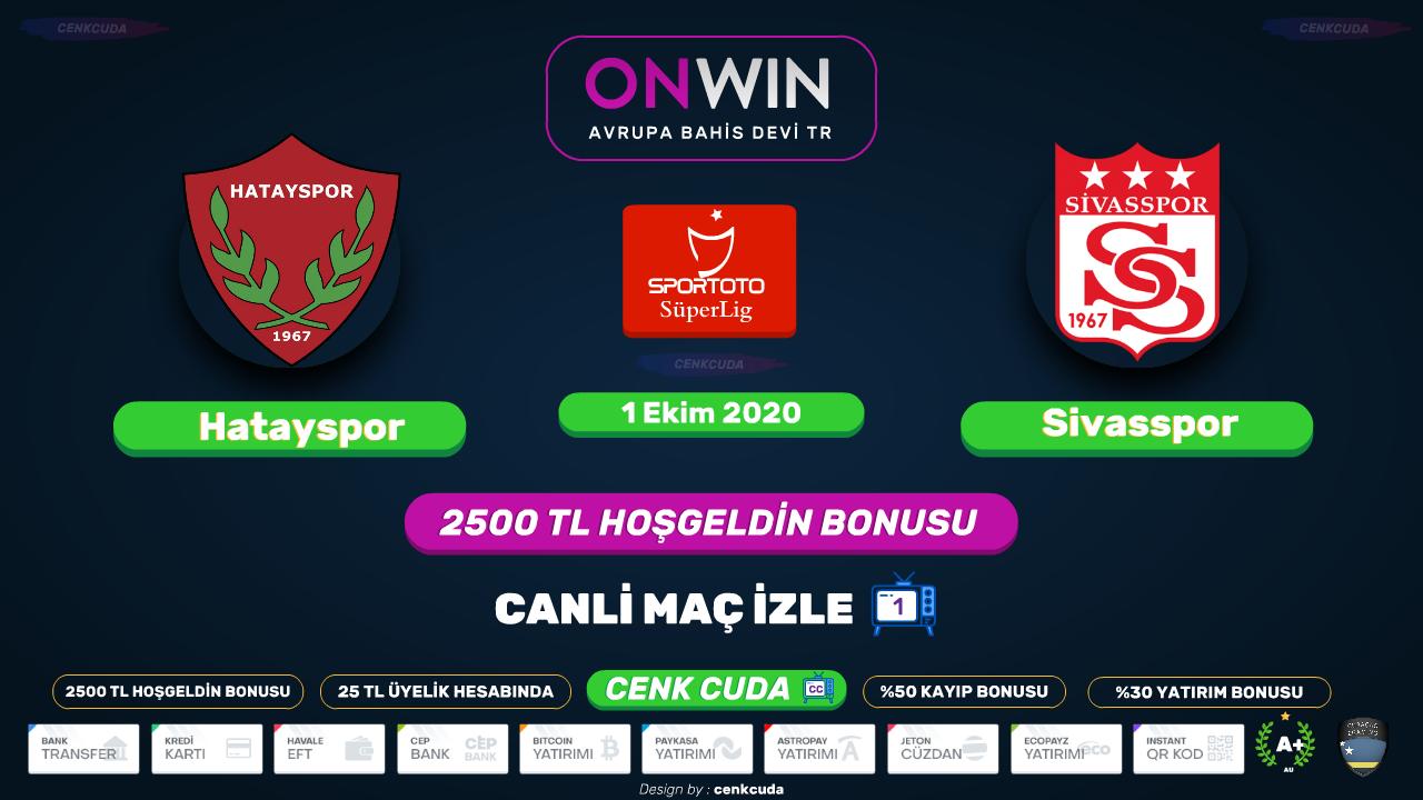 Hatayspor Sivasspor