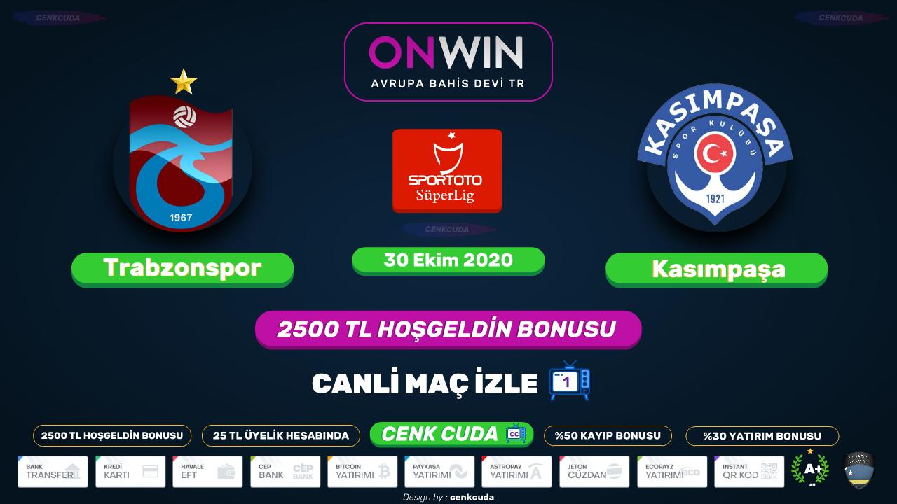 Trabzonspor Kasımpaşa