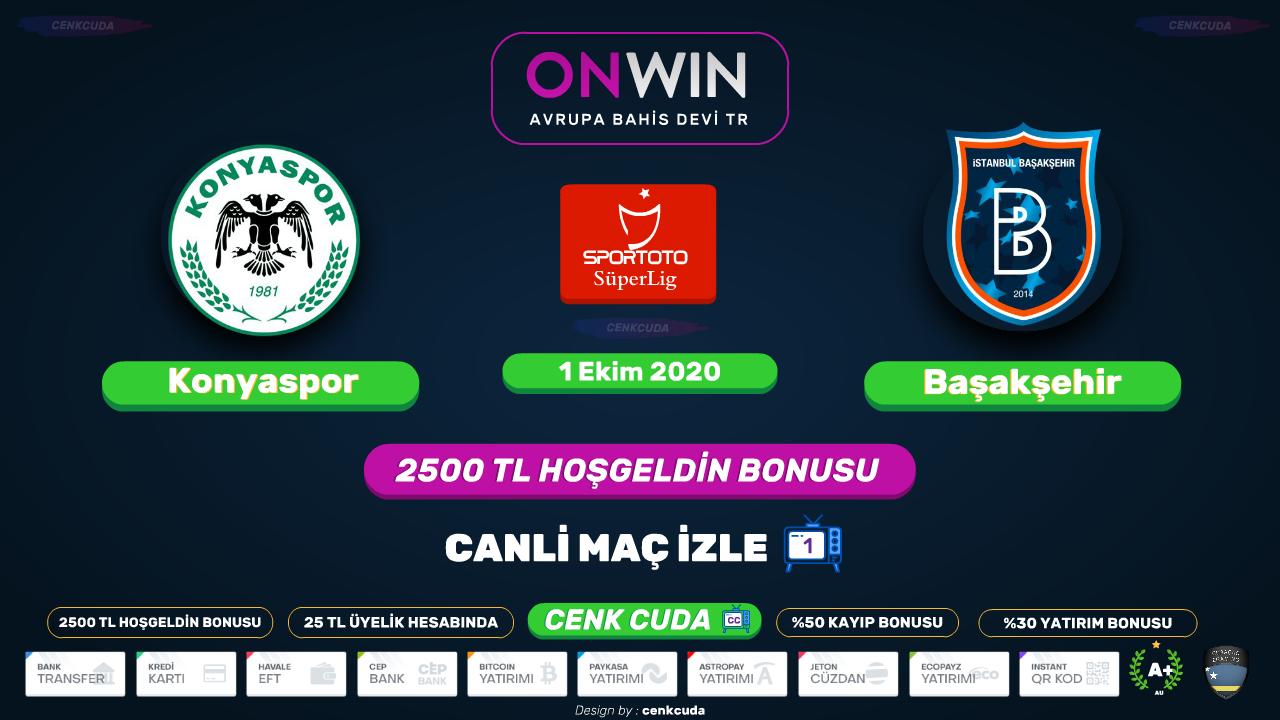Konyaspor Başakşehir