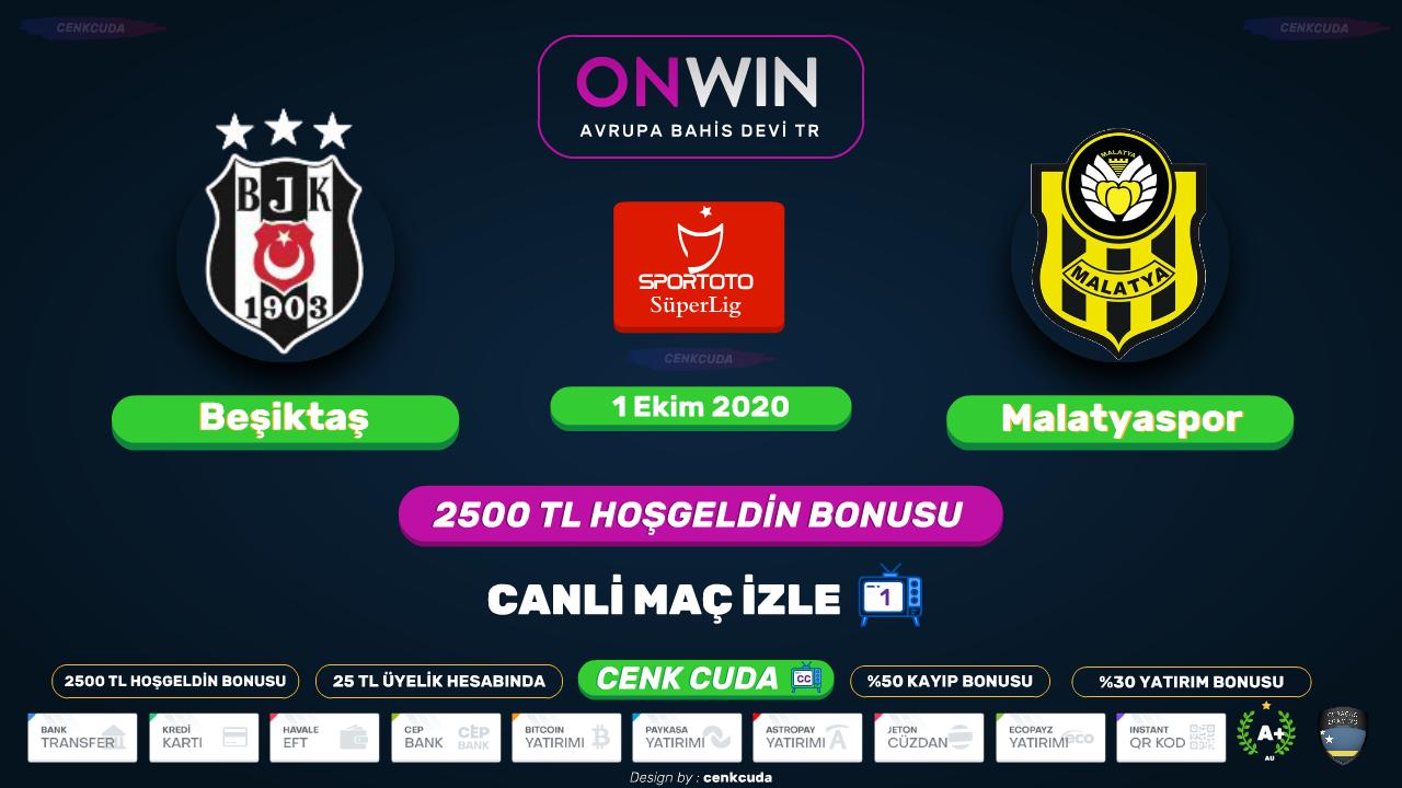 Beşiktaş Yeni Malatyaspor