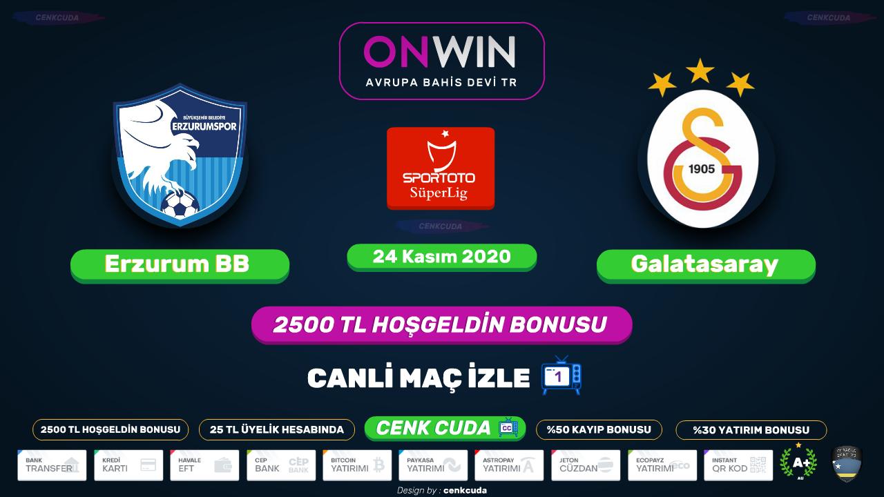 Erzurumspor Galatasaray