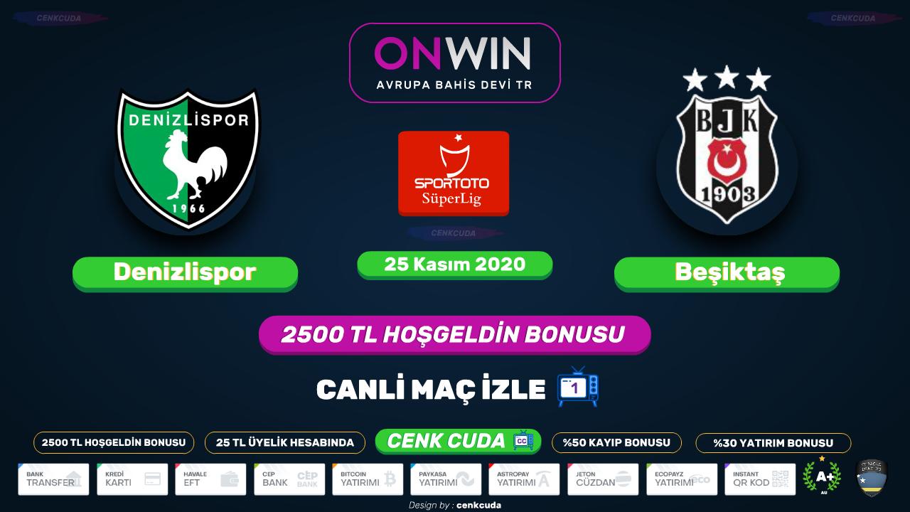 Denizlispor Beşiktaş