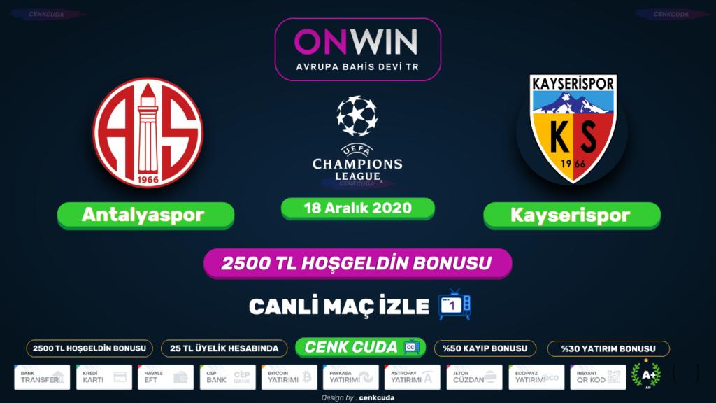 Antalyaspor  Kayserispor