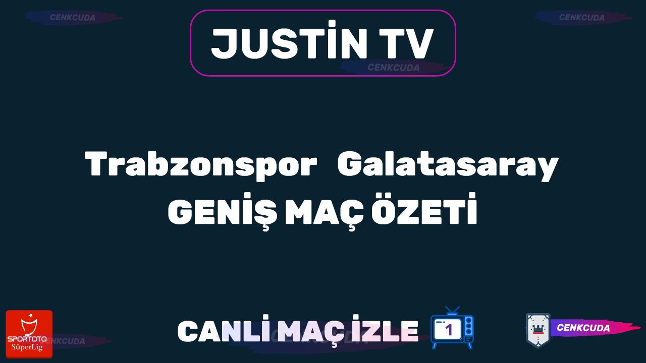 Trabzonspor Galatasaray Derbisi