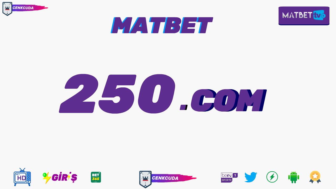 matbet 250