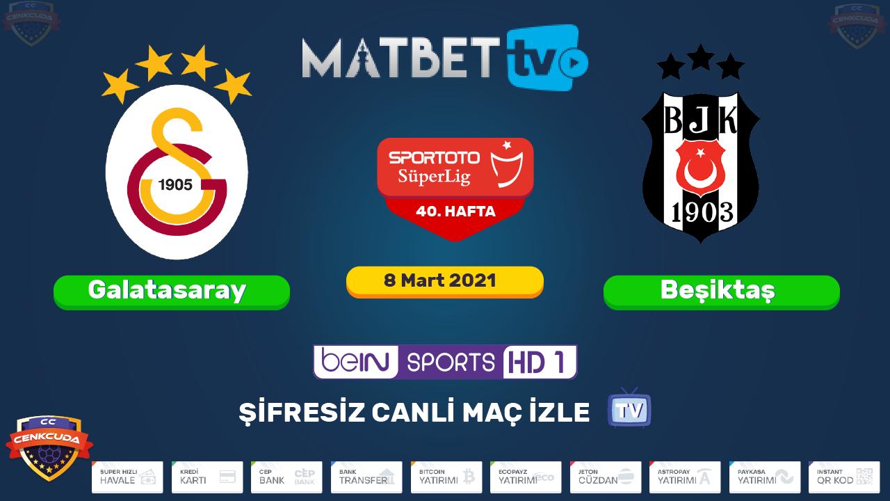 Galatasaray Beşiktaş derbisi