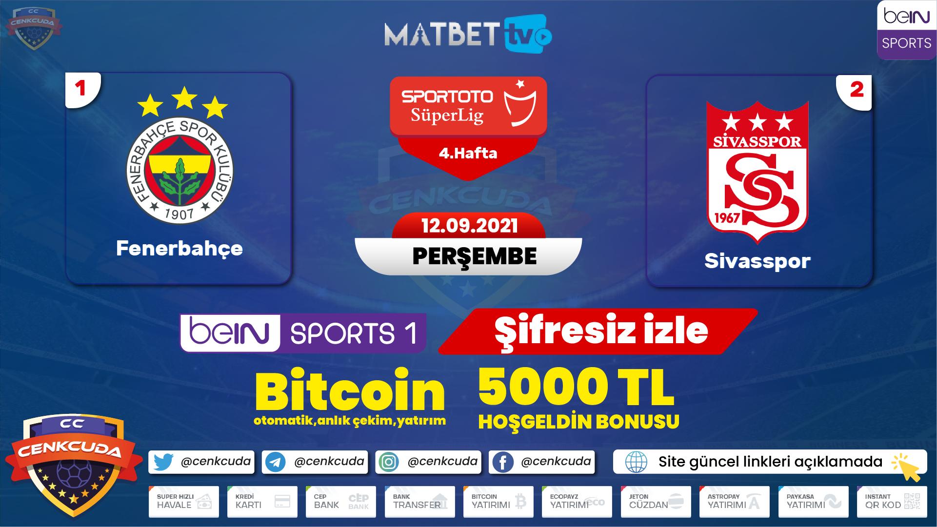 Fenerbahçe Sivasspor