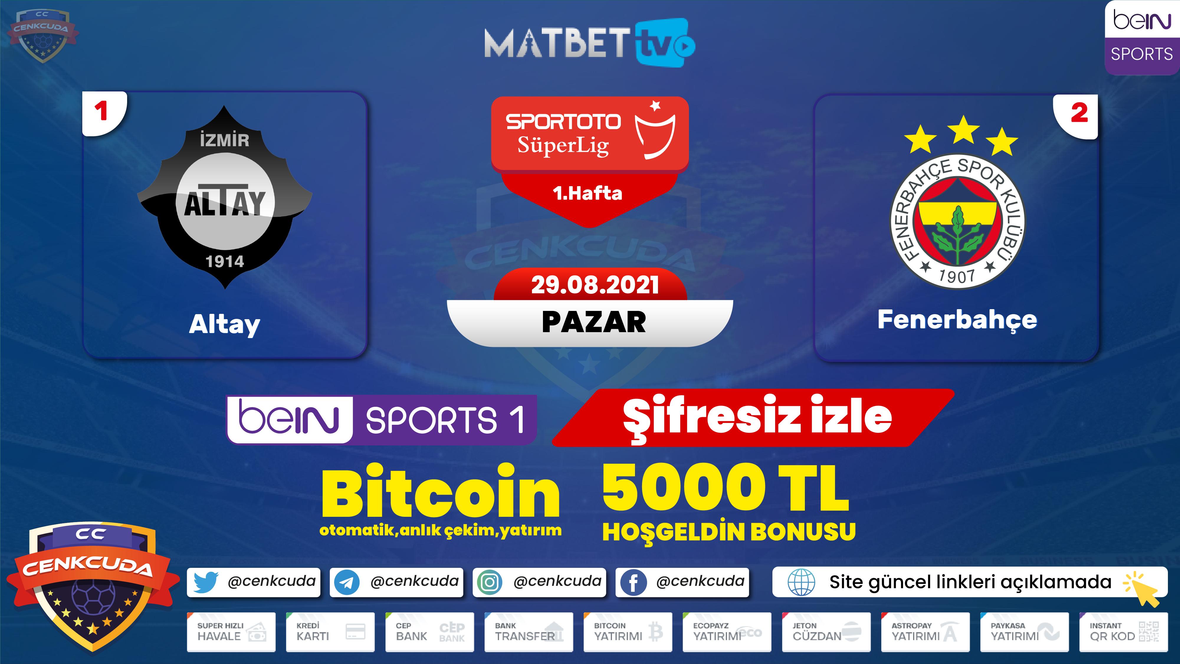 Altay Fenerbahçe